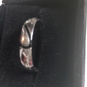 Jewelry - Silver Man's Band